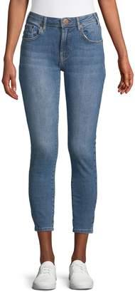 One Teaspoon Freebird II High-Waist Skinny Jeans