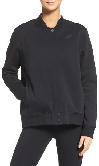 Women's Nike Tech Fleece Destroyer Jacket