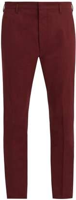 Prada Classic stretch chino trousers