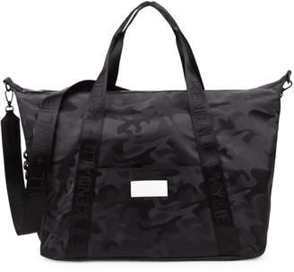 KENDALL + KYLIE Camouflage Weekender Bag