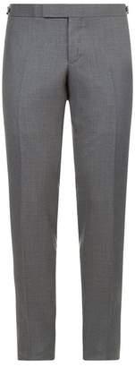 Thom Browne Slim Wool Trousers