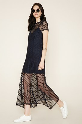 FOREVER 21+ The Fifth Label Story Maxi Dress $113 thestylecure.com