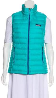 Patagonia Zip-Up Puffer Vest