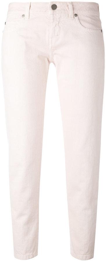 Alberto AspesiAspesi skinny cropped jeans