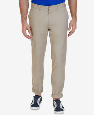 Nautica Men's Big & Tall Marina Slim-Fit Stretch Pants