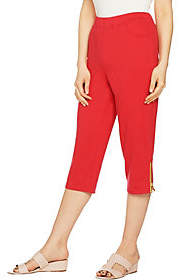 Factory Quacker Anchors Away French Terry Pull-On Capri Pants