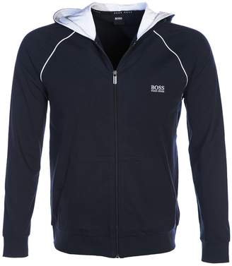 HUGO BOSS BOSS Mix & Match Hooded Sweat Top in XL
