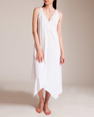 Paladini Couture Cotone Sapulta Long Gown