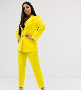 Asos DESIGN Petite slim suit trousers