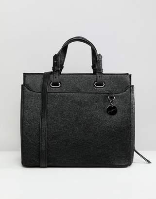 Sisley Textured Tote Bag