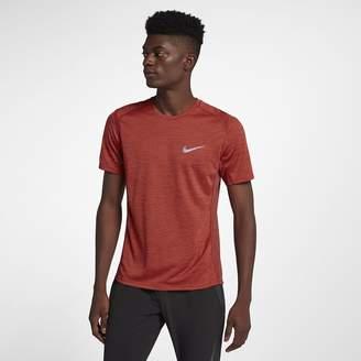 Nike Miler Men's Short Sleeve Running Top