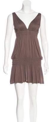 Tomas Maier Sleeveless Mini Dress