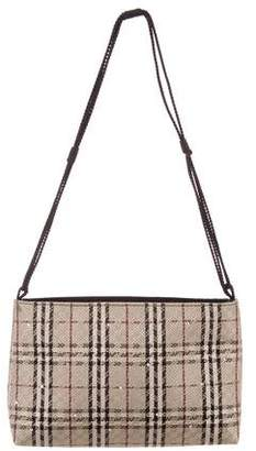 Burberry Nova Check Evening Pochette