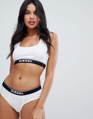 Diesel underwear with logo waistband