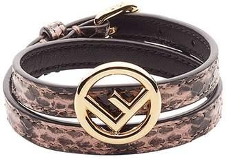 Fendi F Is bracelet
