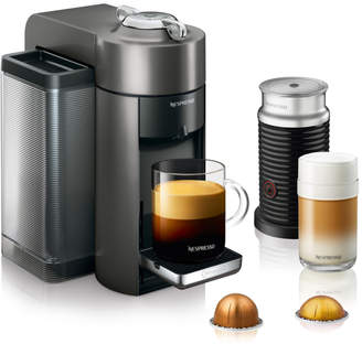 De'Longhi DeLonghi Nespresso Evoluo Deluxe by with Aeroccino3 Frother