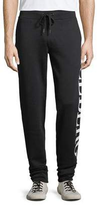 Iceberg Men's Logo-Leg Tapered Sweatpants