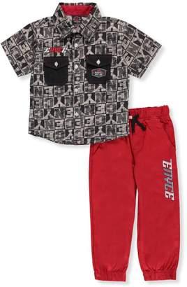 Enyce Little Boys' 2-Piece Pants Set Outfit