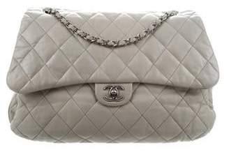 401ecededdb9 Chanel Gray Flap Closure Handbags - ShopStyle