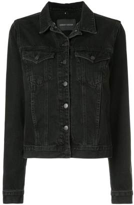 Nobody Denim Fleur Jacket (Without Collar) Plush