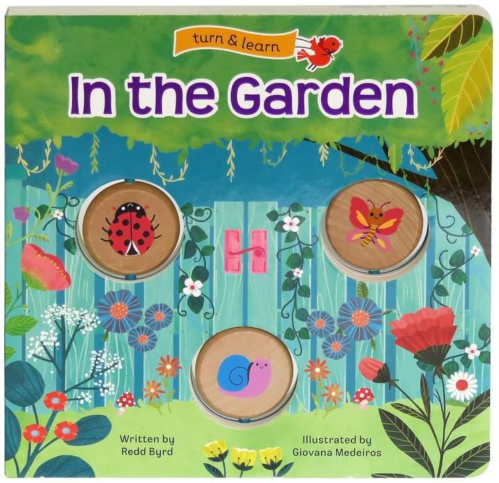 Cottage Door Press In the Garden: Turn & Learn Board Book