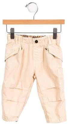 Burberry Boys' Cargo Straight-Leg Pants