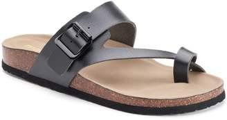Steve Madden Nyc NYC Blakelyy Women's Footbed Sandals