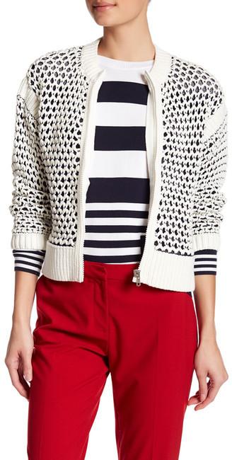 Love MoschinoLOVE Moschino Loose Knit Jacket