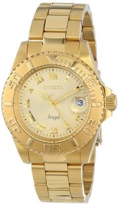 Invicta Women's Angel -Tone Stainless Steel Watch (14321)