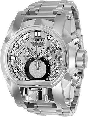 Invicta Men's 'Reserve' Quartz Stainless Steel Watch