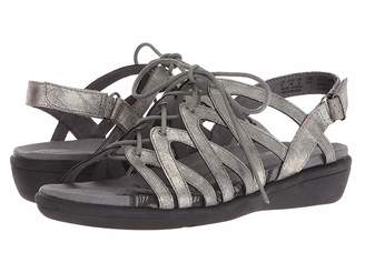 SoftStyle Soft Style Paisley Women's Sandals