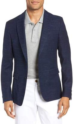 BOSS Nobis Trim Fit Wool Blend Blazer