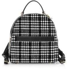 Kate Spade Reese Park Ethel Plaid Backpack