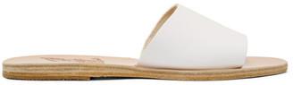 Ancient Greek Sandals ホワイト Taygete サンダル