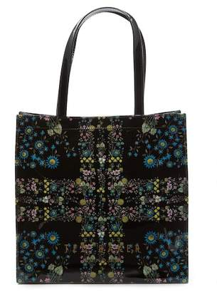 Ted Baker Tanicon Large Printed Icon Tote Unity Flag Tote