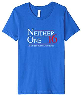 American Apparel Neither One 2016 SHIRT