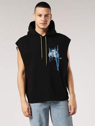 Diesel Sweatshirts 0IAJH - Black - L