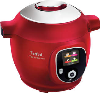 Tefal Red Cook4Me+ Multicooker & Pressure Cooker
