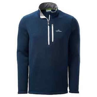 Kathmandu Aikman Comfortable Warm Fleece 1/4 Zip Men Outdoor Sweater Pullover