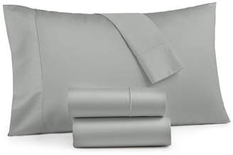 Charter Club Sleep Cool 4-Pc. Full Sheet Set, 400 Thread Count Cotton Tencel, Created for Macy's Bedding
