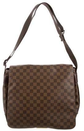 Louis Vuitton Damier Ebene Abbesses Messenger Bag