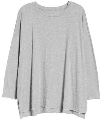 Eileen Fisher Organic Cotton Tunic