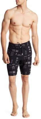 Quiksilver High Line Gen X Board Shorts