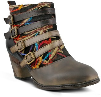 Spring Step L'Artiste by Redding Women's Ankle Boots