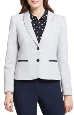 Tommy Hilfiger Button Front Sweater Jacket