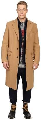 Vivienne Westwood Woven Herringbone Castle Coat Men's Coat