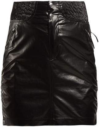 Isabel Marant Amel high-rise mini skirt