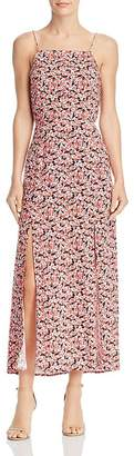 The Fifth Label Fresco Floral Tea-Length Dress