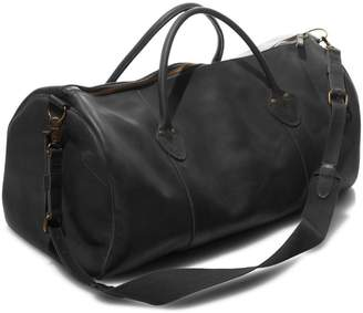 L.L. Bean L.L.Bean Signature Leather Duffle