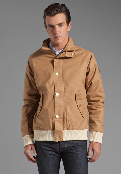 Makia Short Raglan Jacket